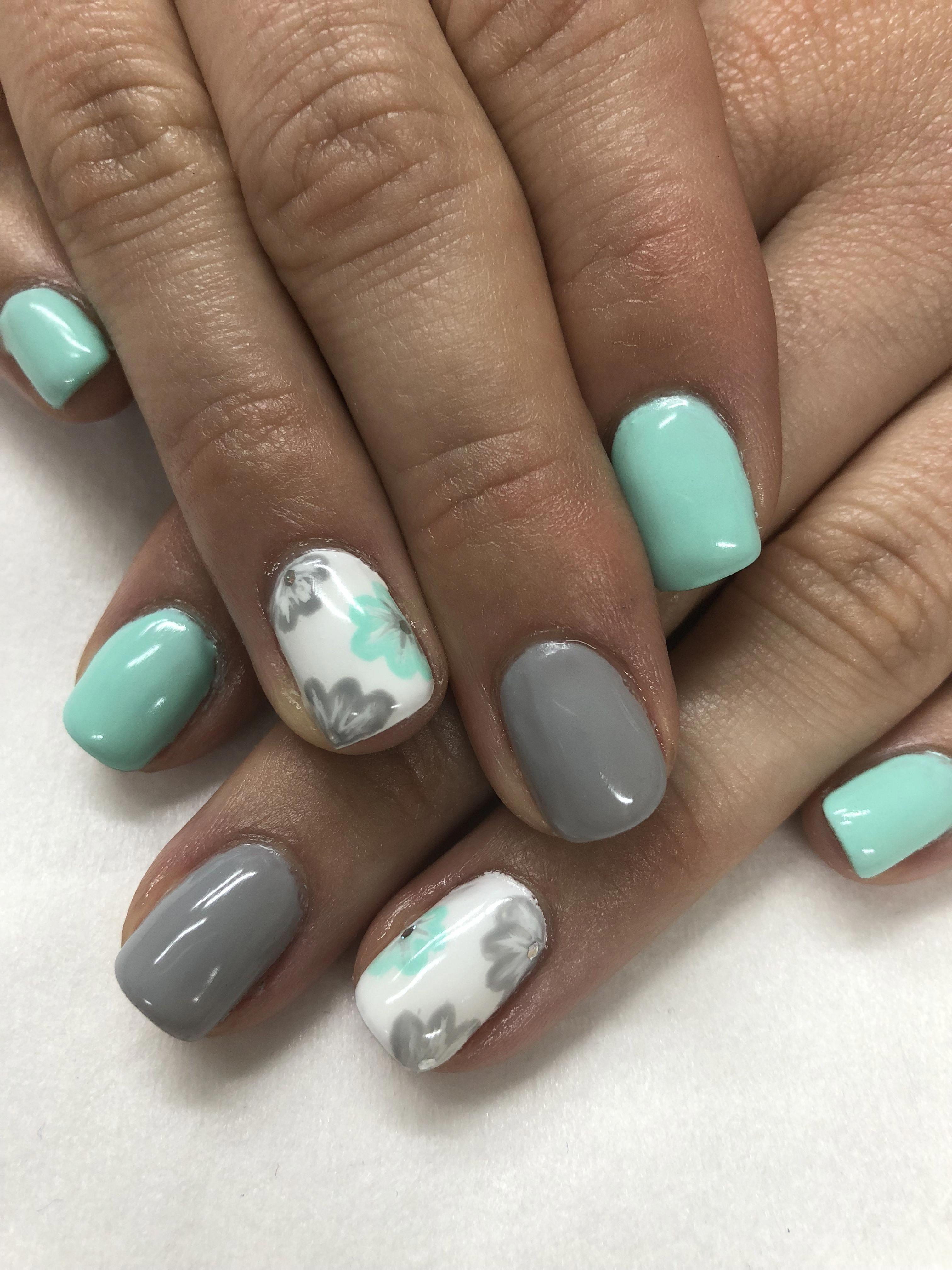 30+ Gel Nail Art Designs & Ideas 2016 | Fabulous Nail Art