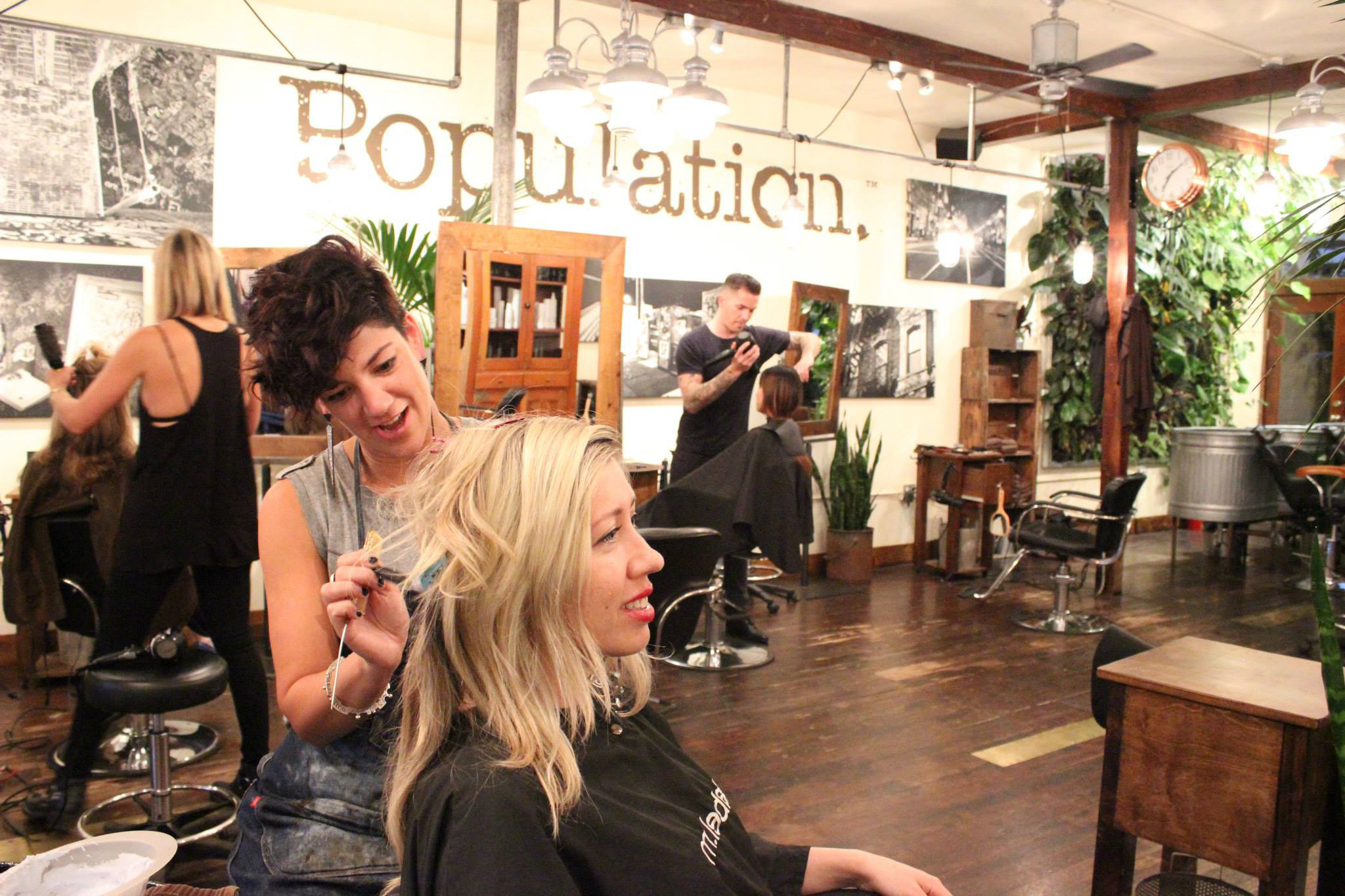 Gigante hair salon, Beckenham | by looper23