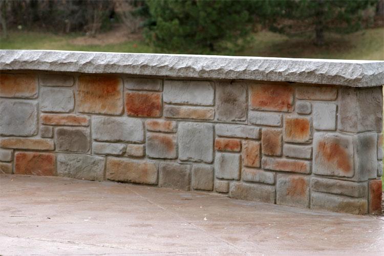 Stanley Company has built walls,