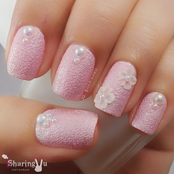 Nail Design Pink White Art Designs Ideas Trends Premium And Light French Manicure  Gel Nails Silver Powder Hot Black Tip Red Candy Cane Zebra Ghetto Wedding