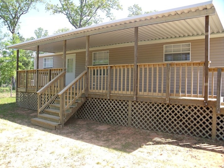 mobile home porch ideas porches decks front designs small