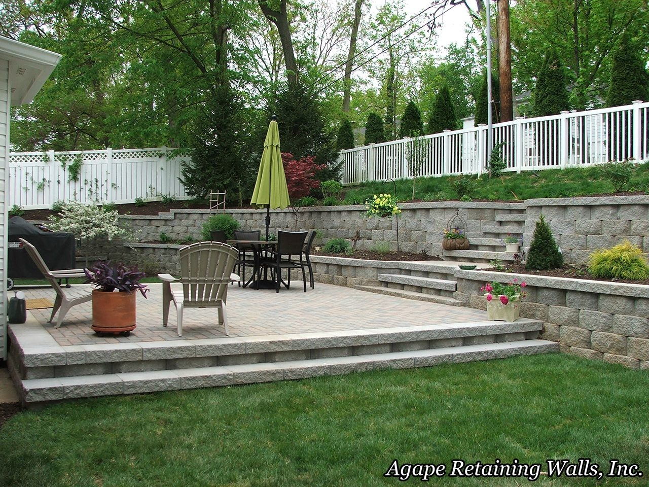Outdoor Living Spaces Photo Gallery – St