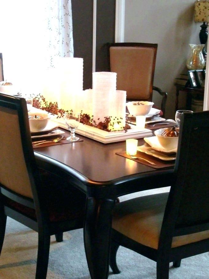 dinner table decoration ideas kitchen centerpiece