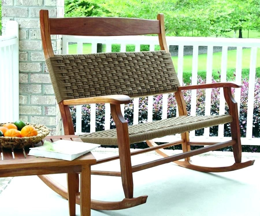 outdoor patio furniture  gliders