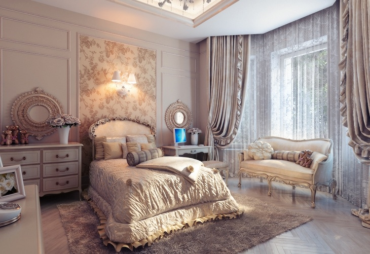 Gray Bedroom Decor Ideas In Decorating Intended For Elegant