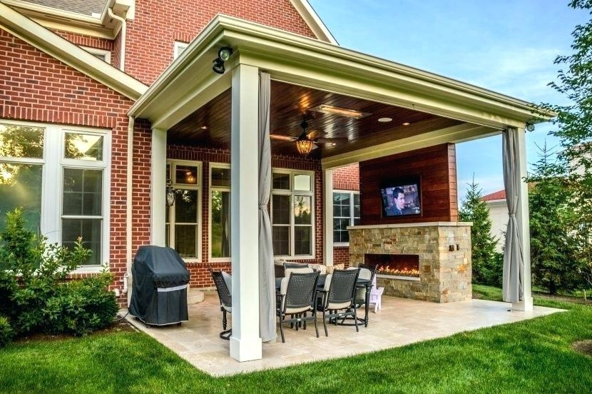 Complete Outdoor Living Spaces