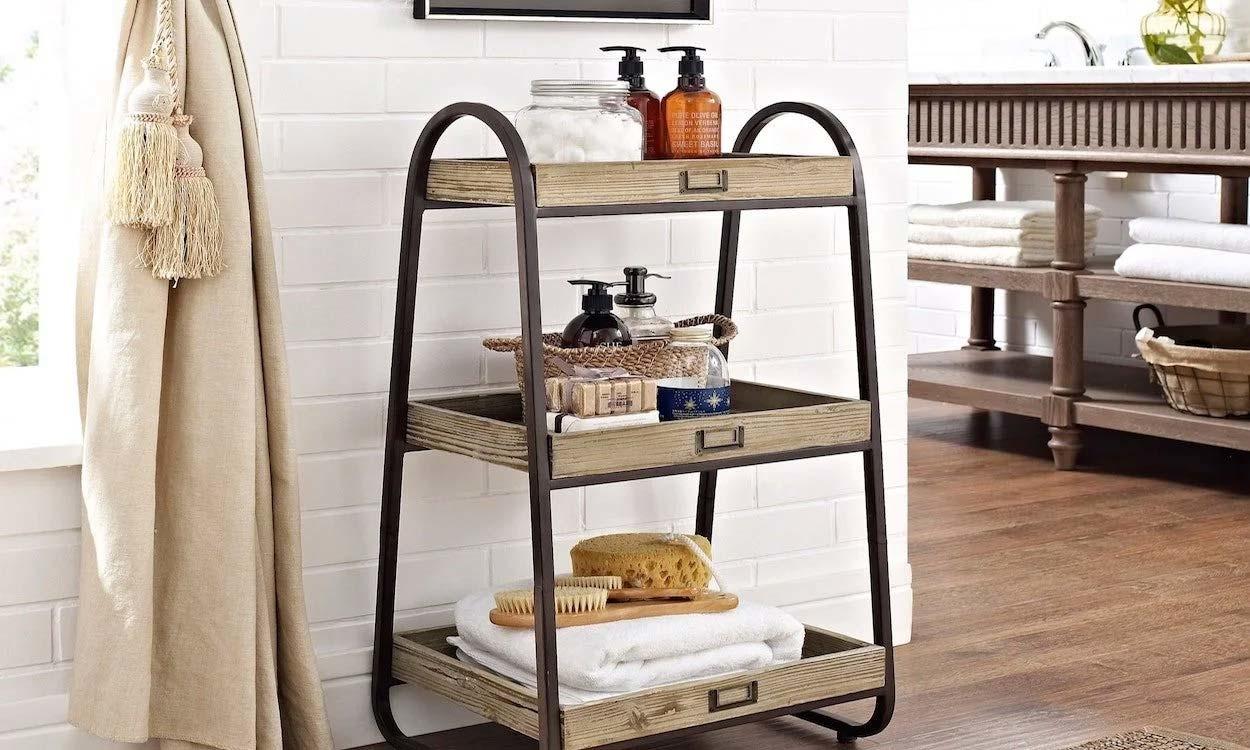 bathroom storage ideas with pedestal sink brilliant