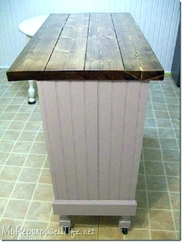 easy diy kitchen island build your own kitchen islands large size of your  own kitchen island