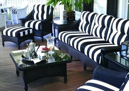 Wicker Patio Furniture by Lloyd Loom