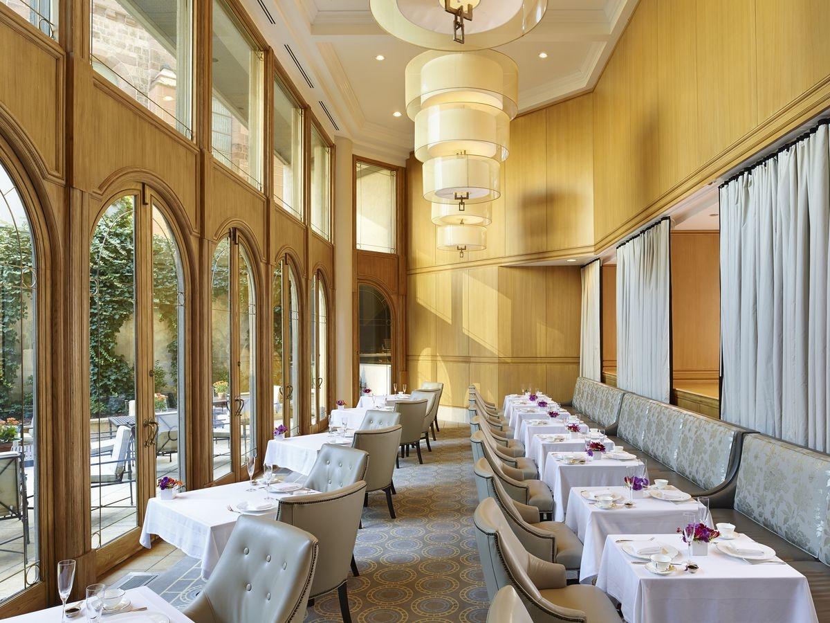 Top Five Romantic Restaurants in the U