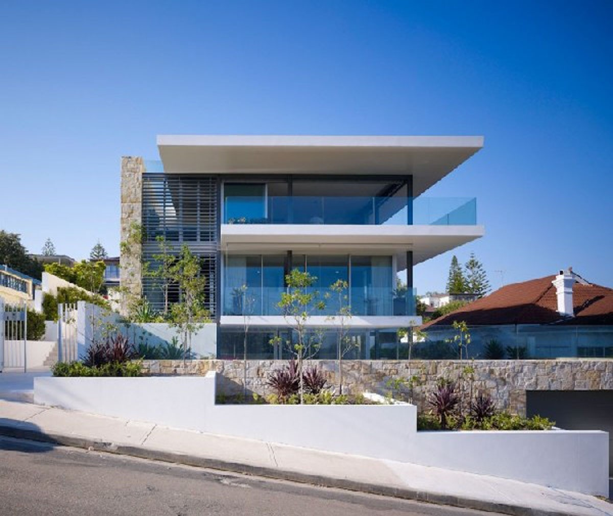 Stunning Home Designs Sydney Contemporary Decorating