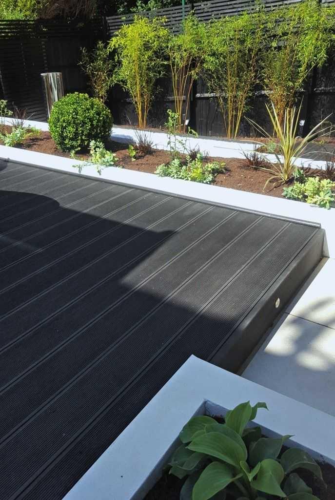 Large Size of Dark Grey Composite Decking Archadeck Of Salt Lake Deck  Design Ideas