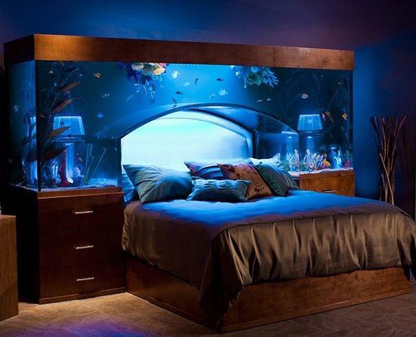 fish tank in bedroom good or bad idea aquarium ideas ta