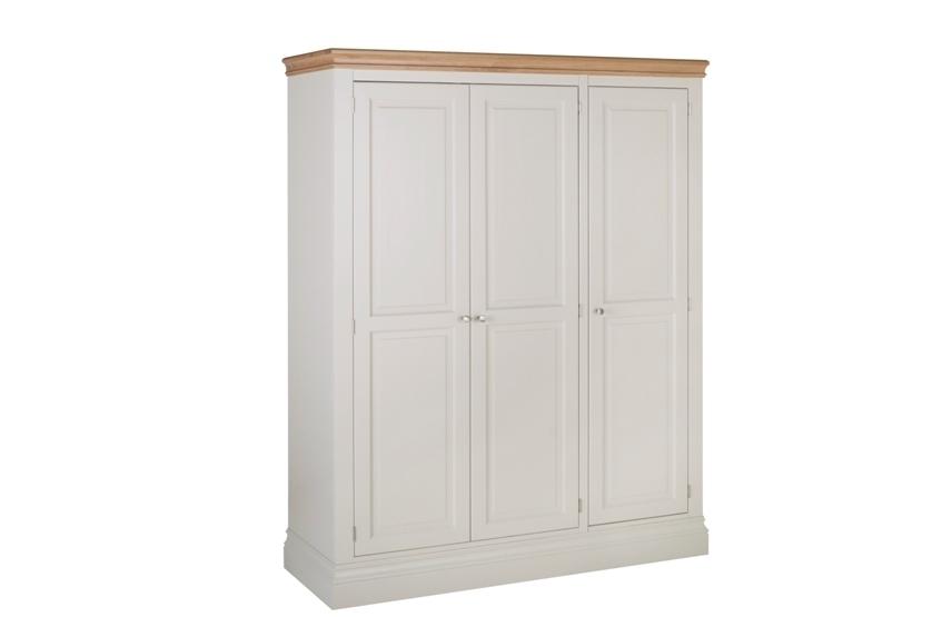 Cornish Oak Bedroom range