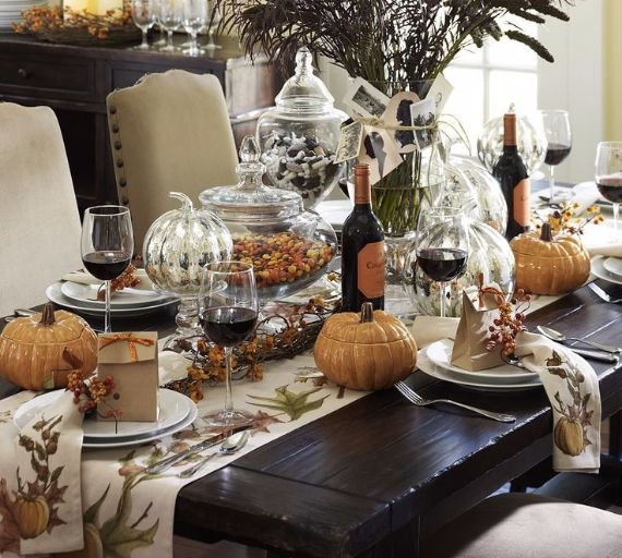 Decoration Ideas To Make Thanksgiving Dining Table Decorations 20 Easy Thanksgiving  Decorations For Your