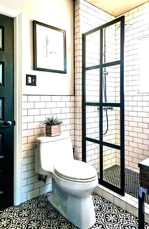 Bathroom Door Ideas  For Small Spaces