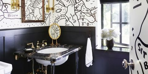 Attention To Detail Quotes Design Attention To Be Signed About This Impressive Black Bathroom Bathroom Ideas