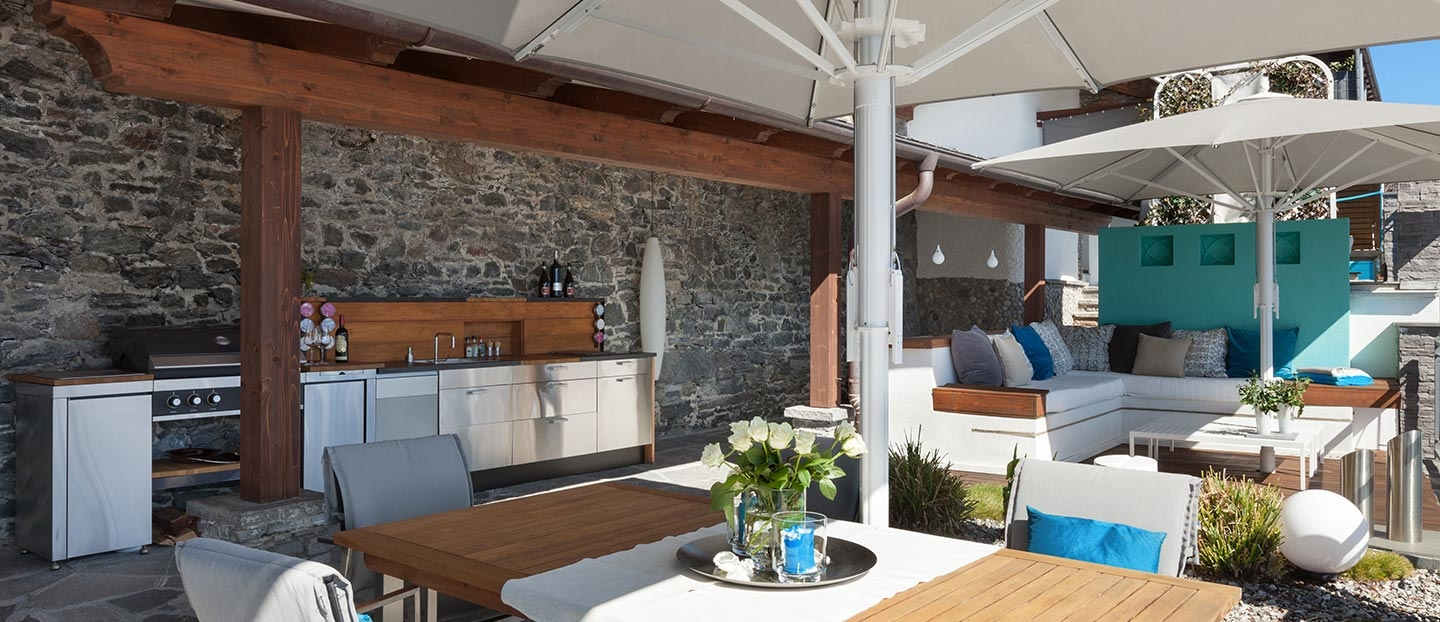 Our team can work with existing spaces or create entirely new spaces to get  the most out of outdoor living