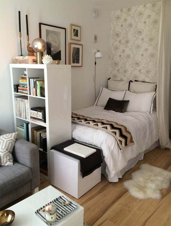 diy ideas for small bedrooms