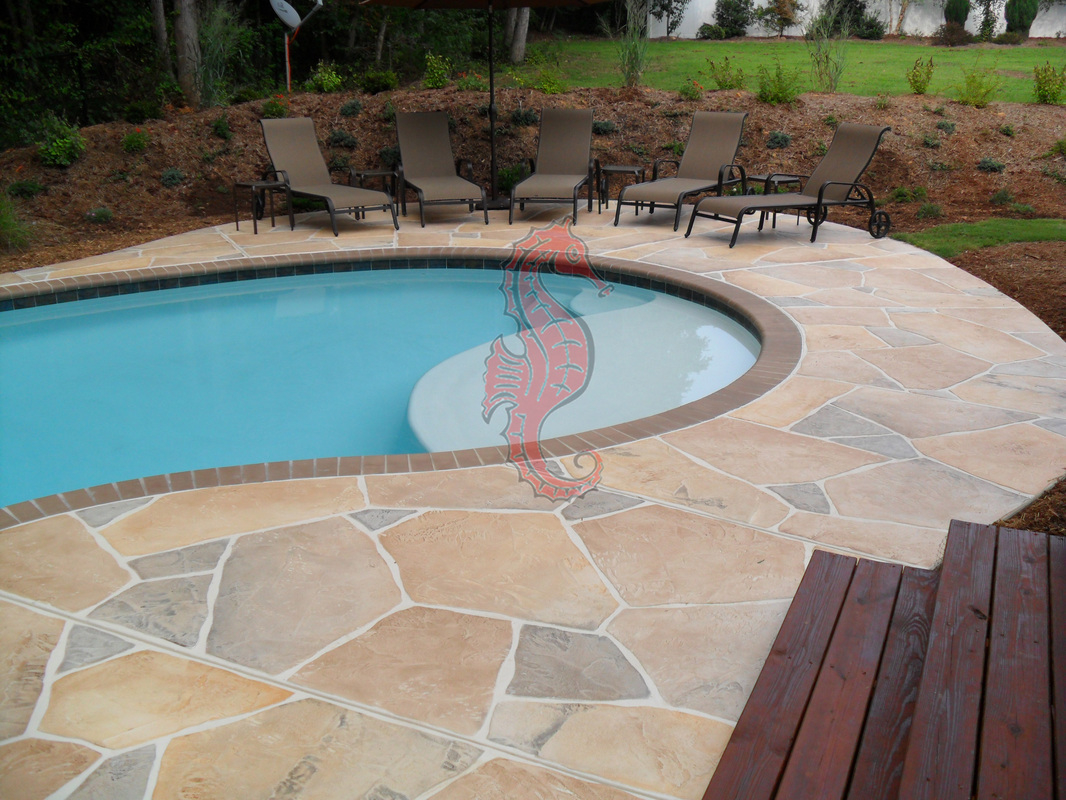 cool deck for pools