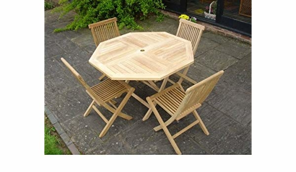 looked like this a short time ago? With teak outdoor furniture, there are two directions you can go – the