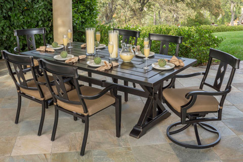 Outdoor How To Choose The Best Outdoor Patio Sets With Umbrella Inside How  To Choose Garden Umbrella How To Choose Garden Umbrella · Garden Oasis 5  Piece