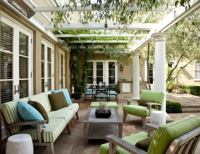 The Darlee Santa Monica Patio Furniture