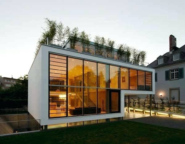 concrete and glass home plans small glass house full size of steel concrete and glass house