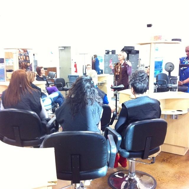 Career Academy of Hair Design