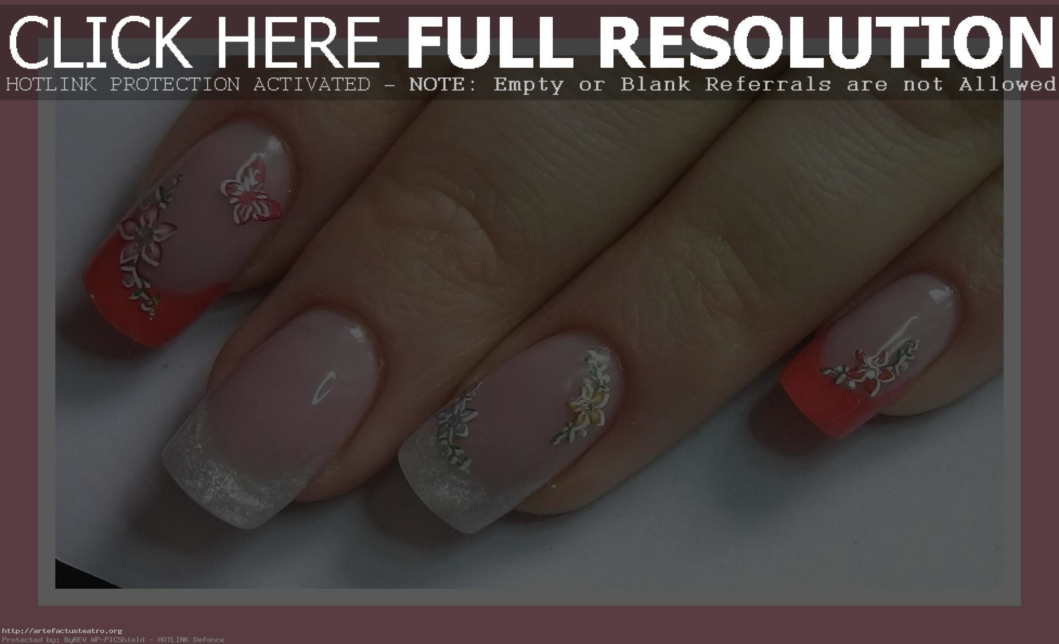 Nail Design:Easy Spring Toe Nail Designs How To Get Your Feet Ready Summer Toe