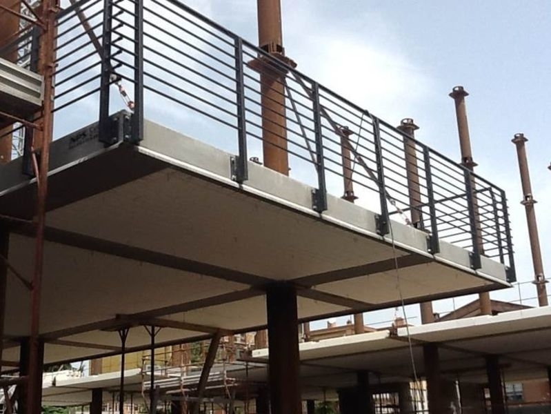 Design segment for a reinforced concrete deck slab