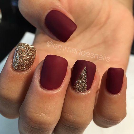 Interesting Easy Nail Designs For Short Nails