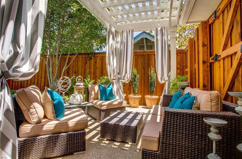 Look at our Outdoor Living Portfolio Gallery below for ideas about  improving your outdoor living experience