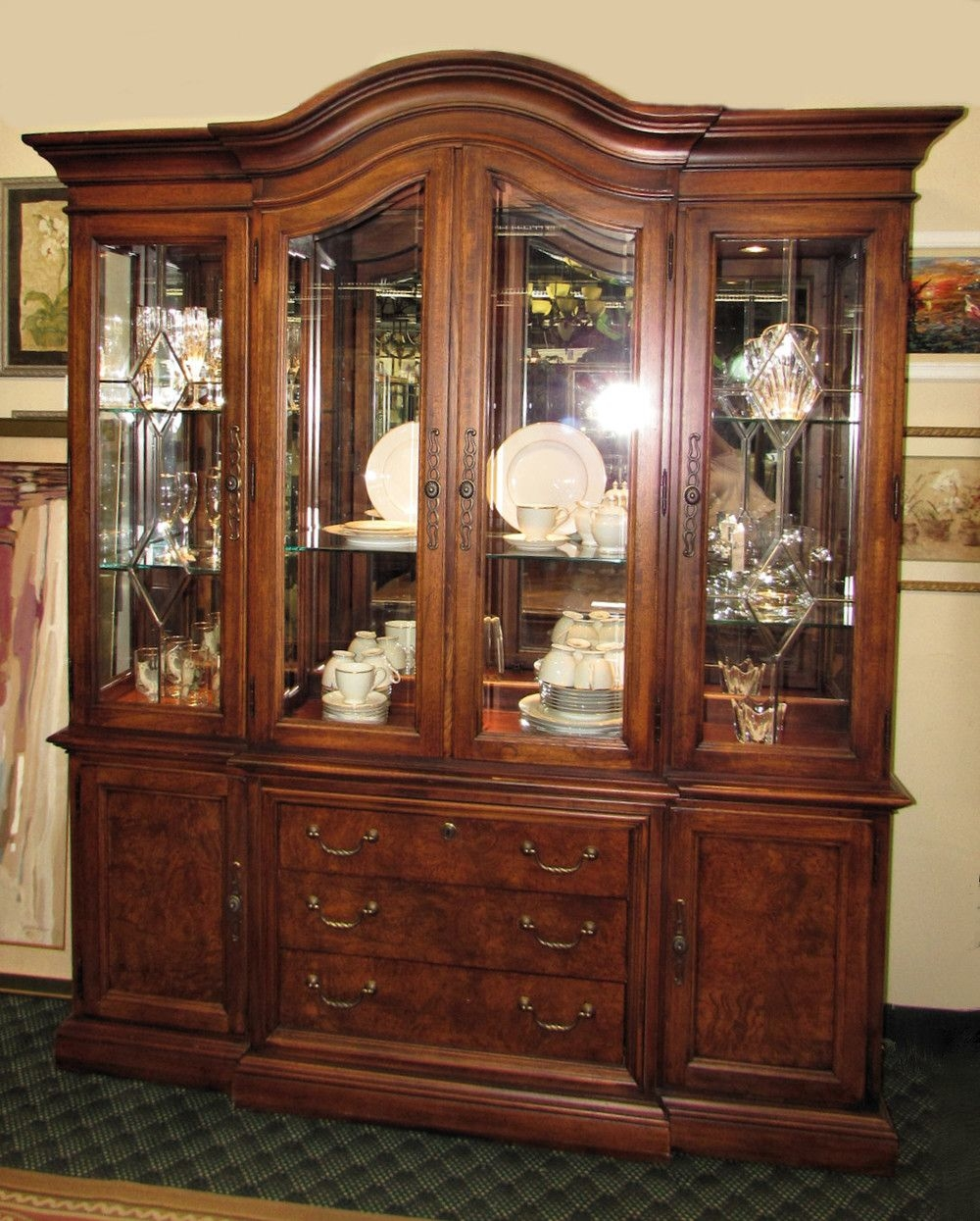 dining room sets with china cabinet dining room china cabinet dining room sets with china cabinet