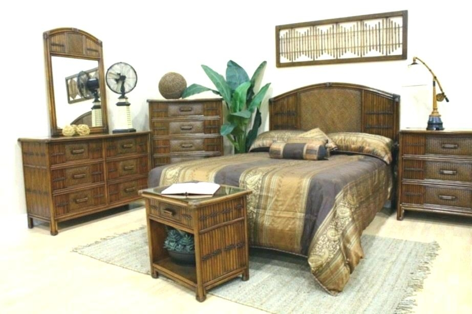 bamboo bedroom set aniko 5 piece queen bamboo bedroom set vintage bamboo  bedroom furniture