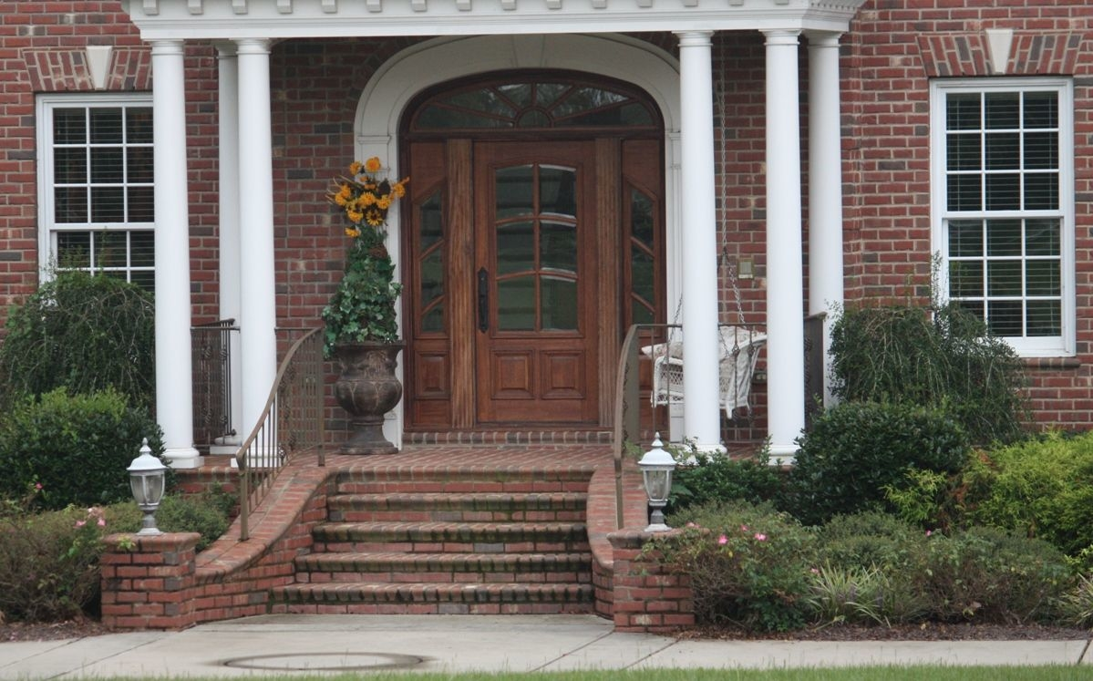 house front porch front porch designs for different sensation of your old  house red brick house