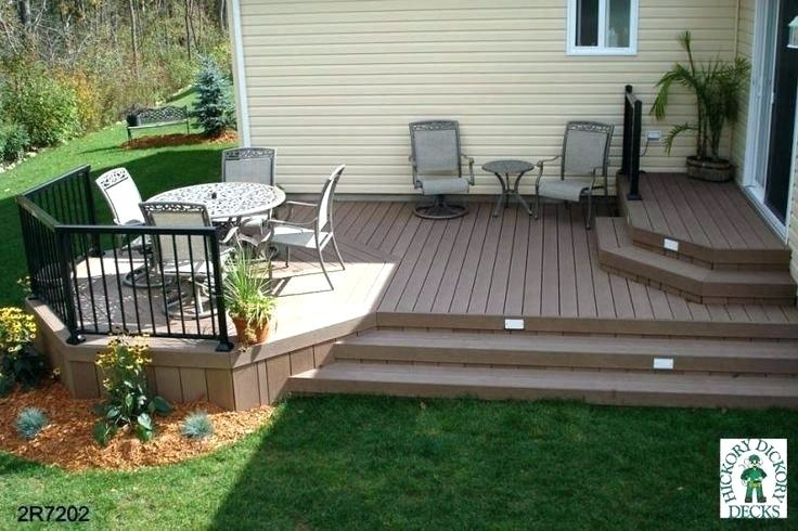 small backyard decks remarkable ideas backyard deck designs
