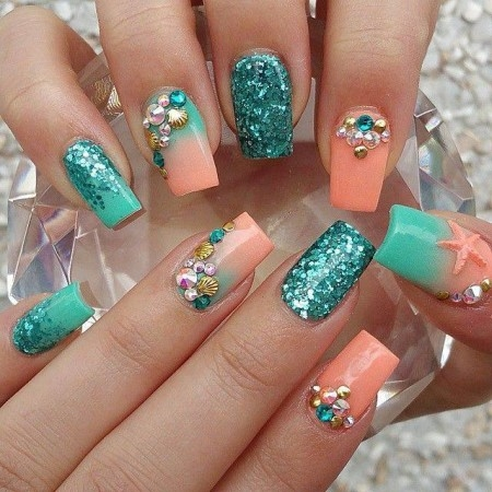 Being a successful nail art salon for last many years, we have catered  thousands of customers with their desired Gel Manicure and Nail art designs