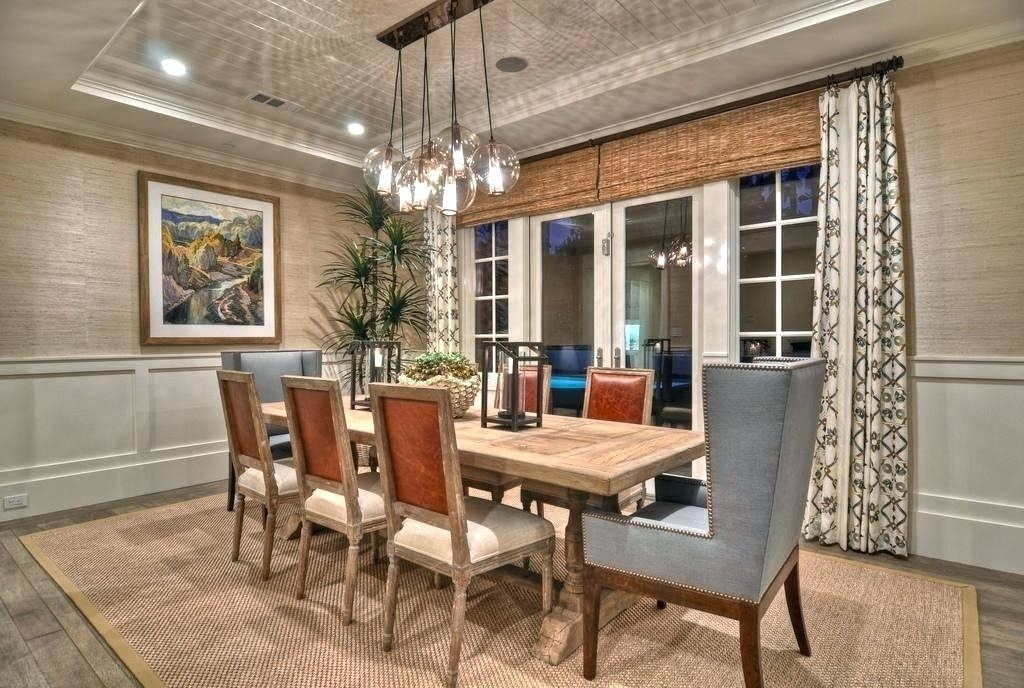 Dining room and kitchen lighting ideas