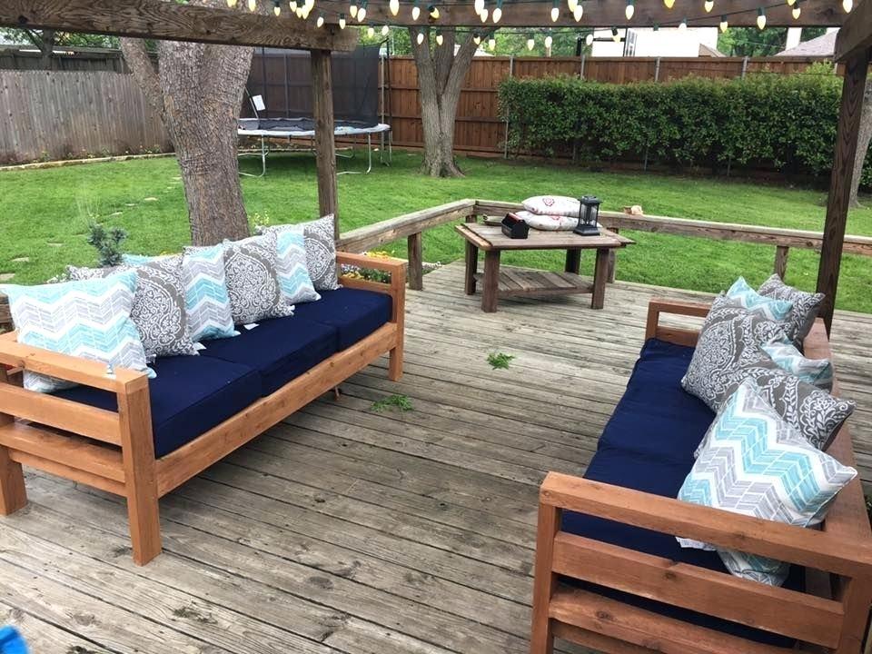 free patio furniture