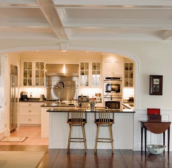 Kitchen decorating is essential for an attractive home