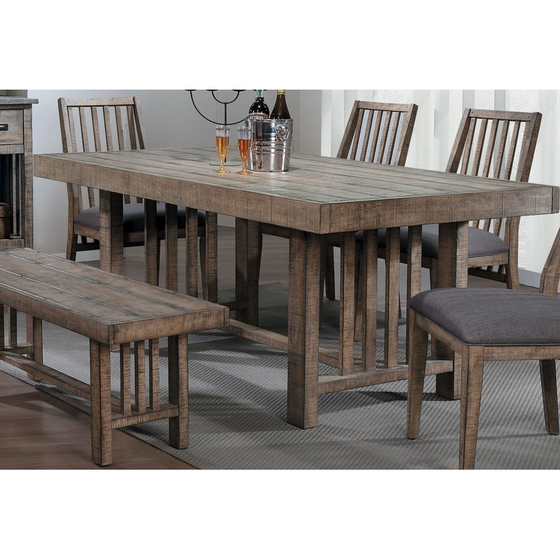 distressed wood dining table dining tables round rustic wood dining  distressed wood dining table canada