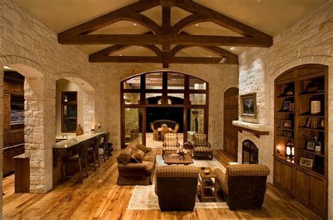 small rustic  house plans