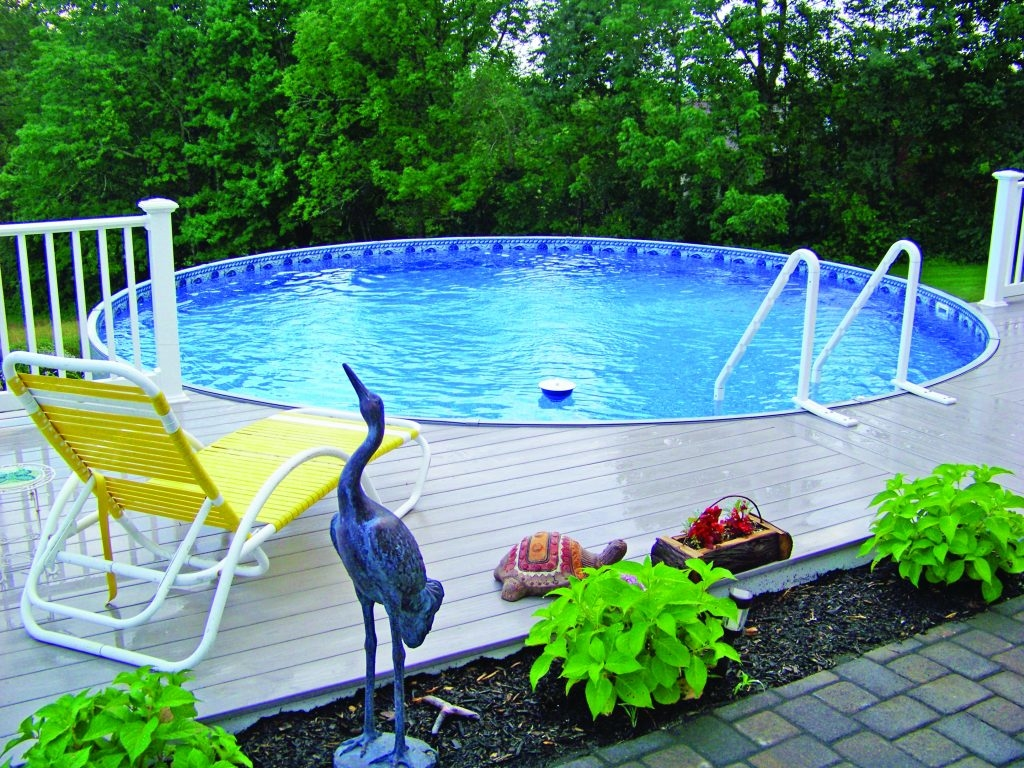 Manufacturers construct their pools with different sized parts, so even if a pool measures