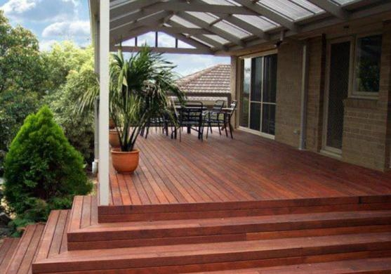 A deck is a great way to extend your living area to the outdoors and is something you can build yourself