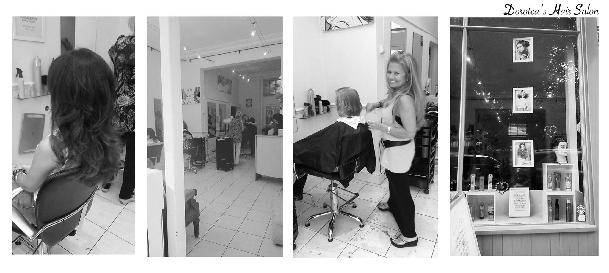 Tip Top Hair Design is situated at the Ferrers Centre in Staunton Harold  Estate, Ashby de la Zouch, LE65 1RU