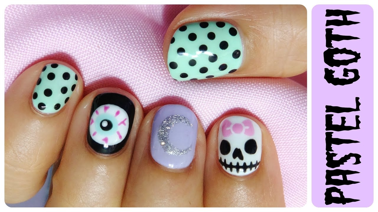 Funky Summer Nail Designs to Impress Your Friends ☆ See more: White Summer Nails,