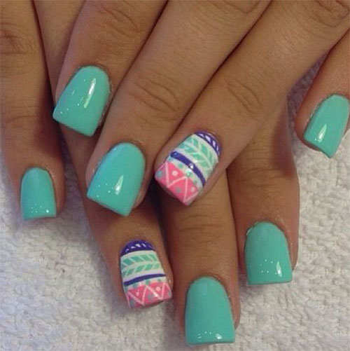New nail art designs 12