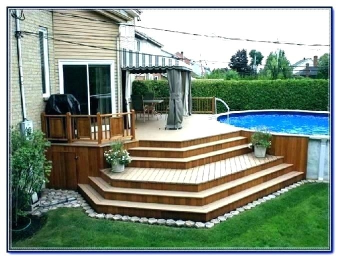 Full Size of Backyard Deck Design Ideas With Modern Plus Simple Pictures And Together Small As