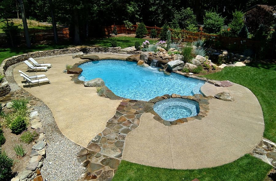 Full Size of Cool Decking Material Coolest Pool Good Composite